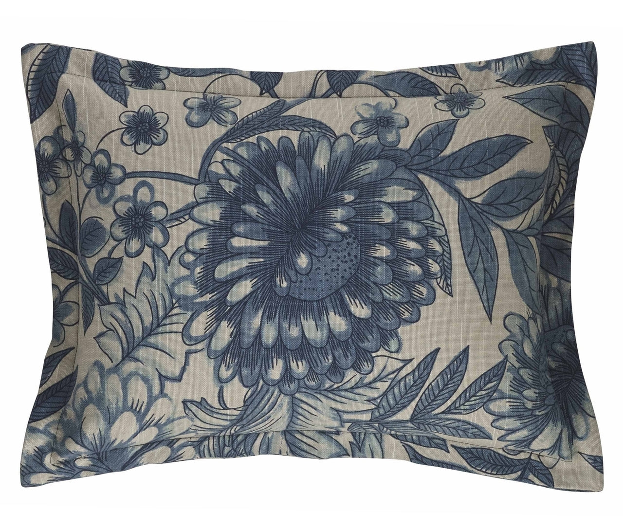 Hulopoe Bay Boudoir Pillow Mystic Valley Traders - unique linens online