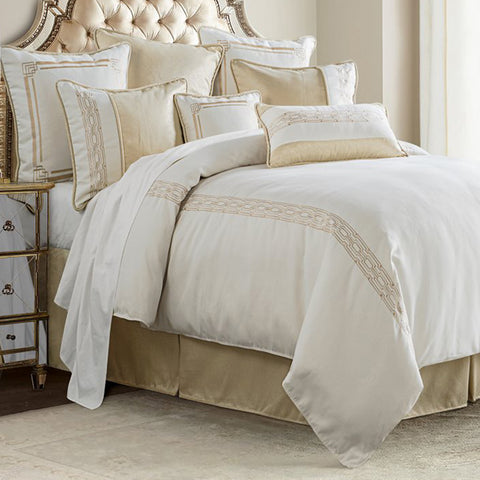 Hollywood Comforter Set HiEnd Accents