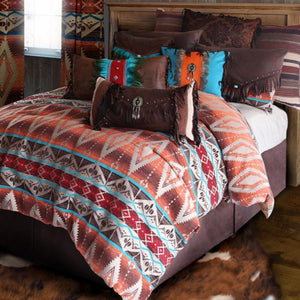 Mojave Sunset Comforter Collection Carstens - Unique Linens Online