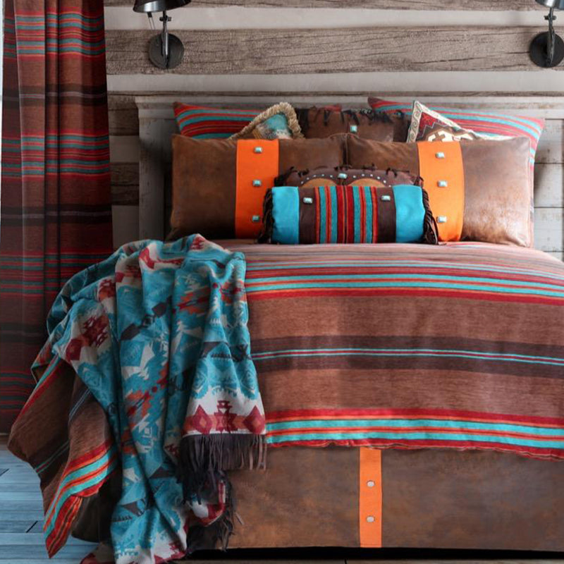 Canyon View Comforter Collection Carstens - unique linens online