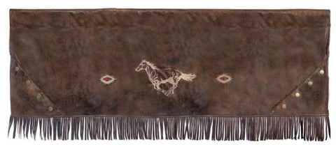 Flying Horse Valance Set Carstens - unique linens online