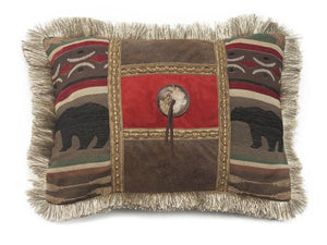 Backwoods Pillow Carstens - unique linens online