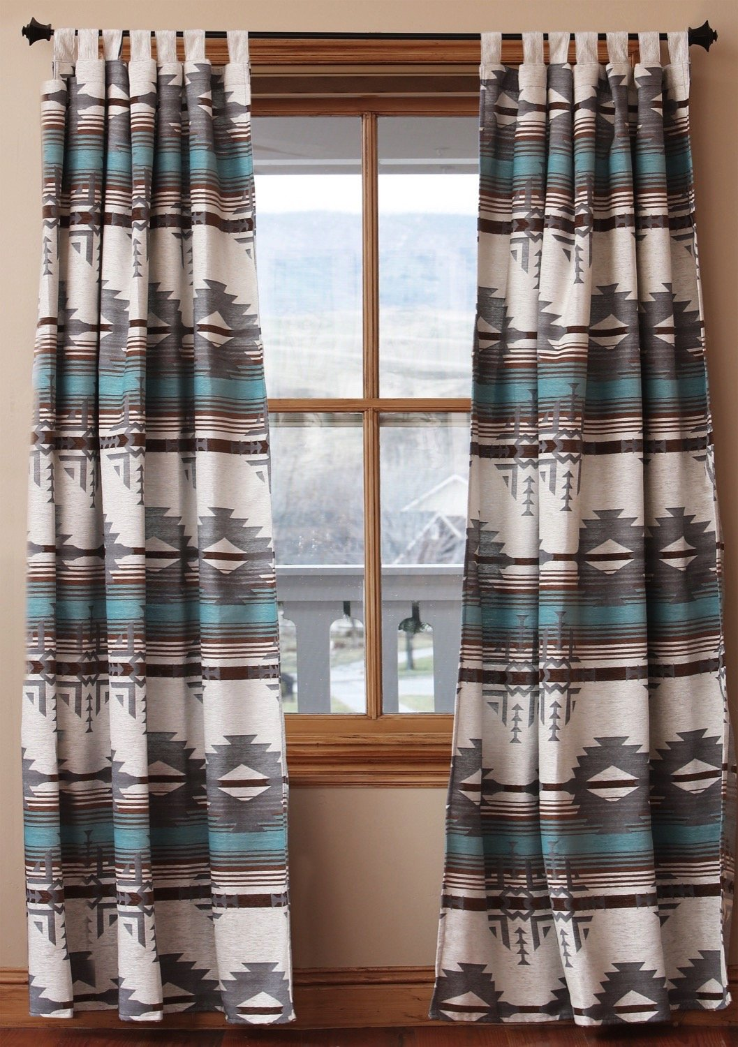 Badlands Sky Drapes Carstens - unique linens online