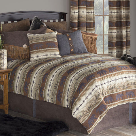 Rugged Earth Comforter Set Collection Carstens