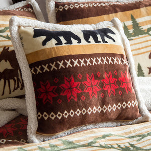 Hinterland Lodge Pillow Set Carstens - unique linens online