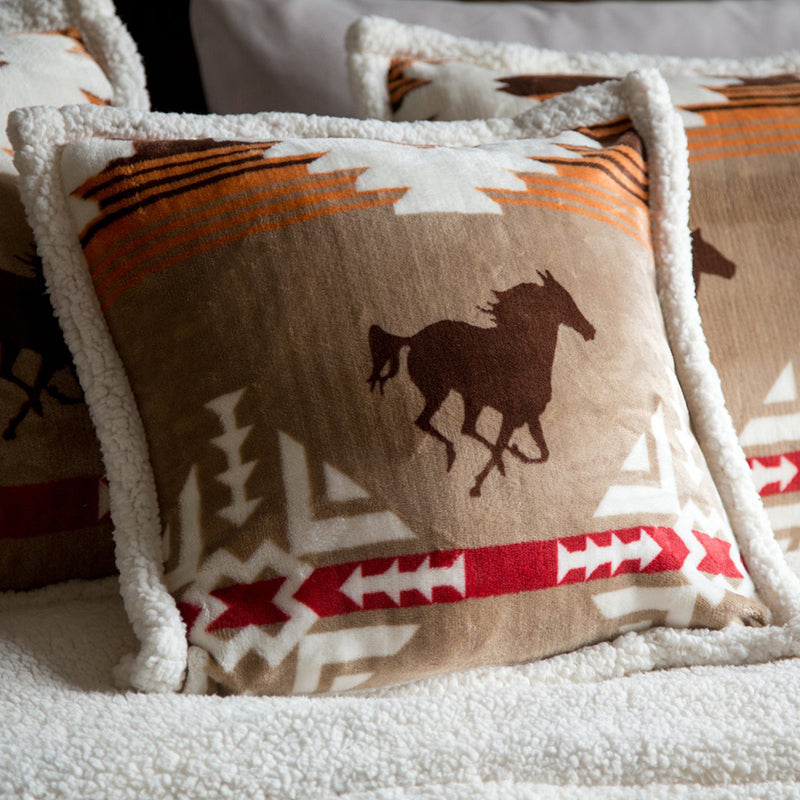 Free Rein Pillow Carstens - unique linens online
