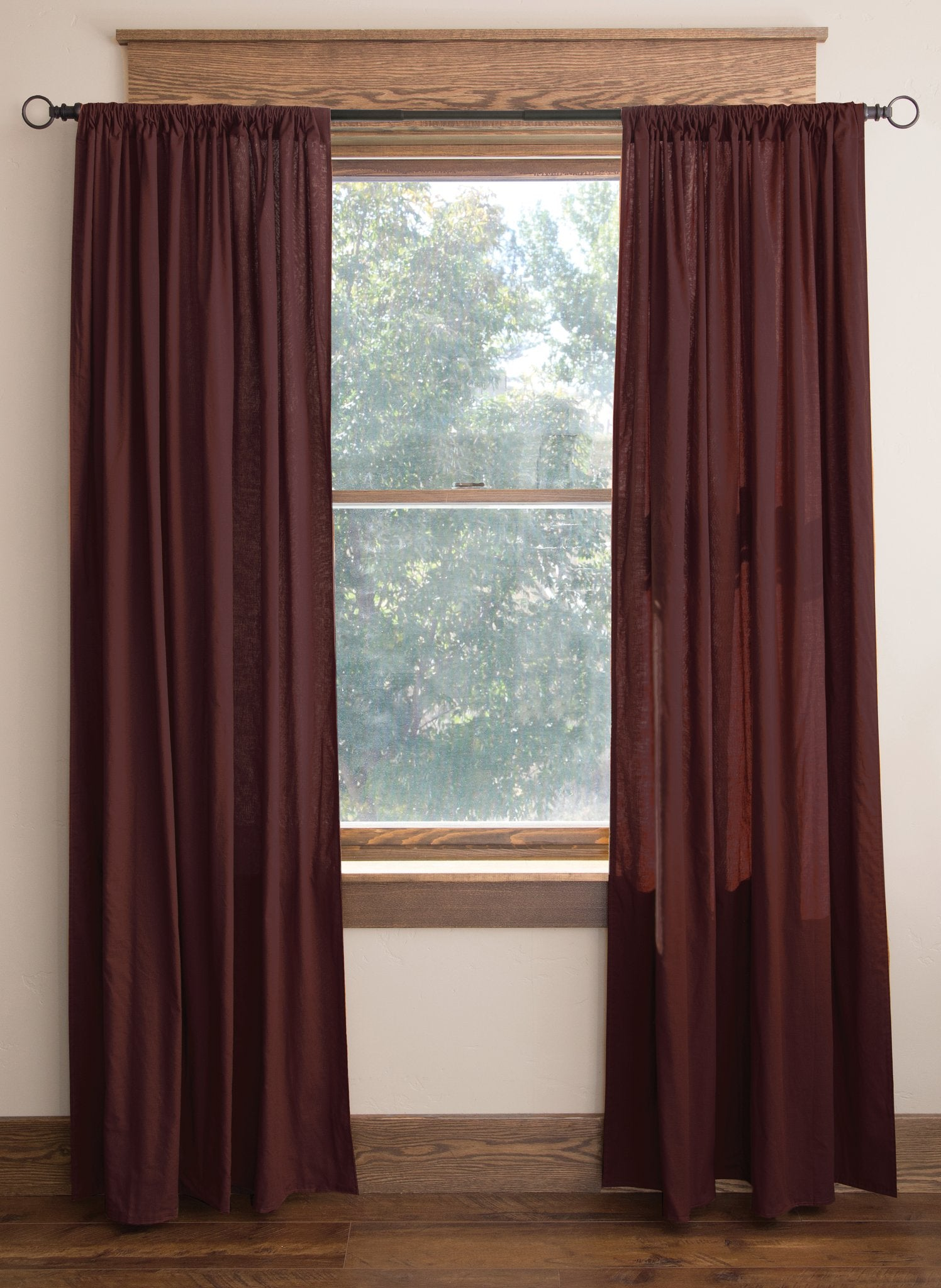 Southwest Harvest Drapes Set Carstens - Unique Linens Online