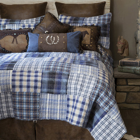Ranch Hand Quilt Collection Carstens - unique linens online