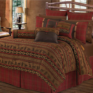 Cascade Lodge Comforter Set HiEnd Accents - unique linens online