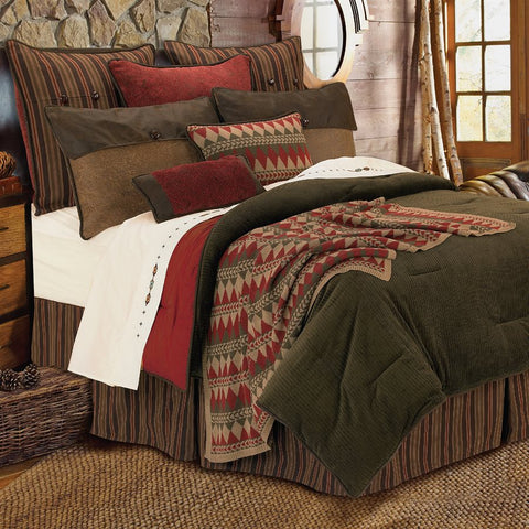 Wilderness Ridge Comforter Set HiEnd Accents