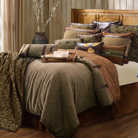 Highland Lodge Comforter Set HiEnd Accents - unique linens online