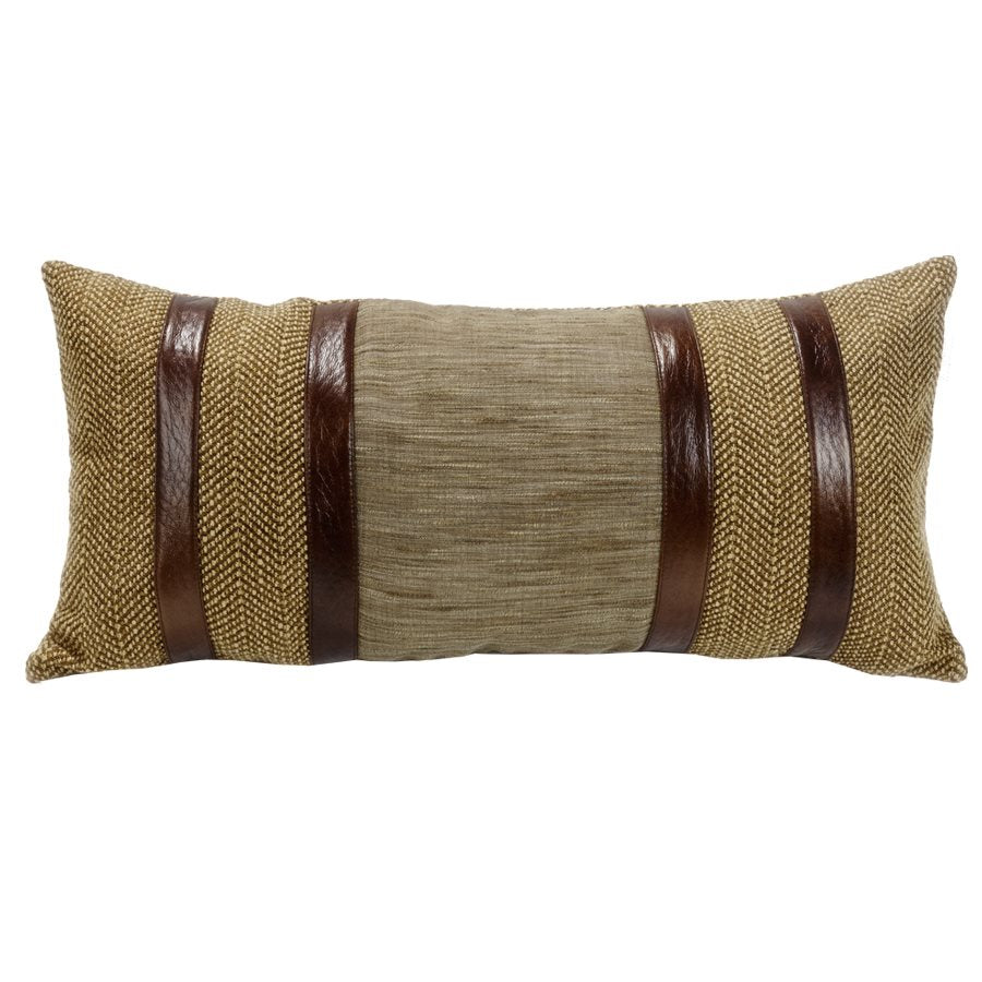Herringbone Accent Pillow HiEnd Accents - unique linens online