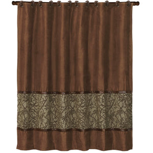 Highland Lodge Shower Curtain HiEnd Accents - unique linens online