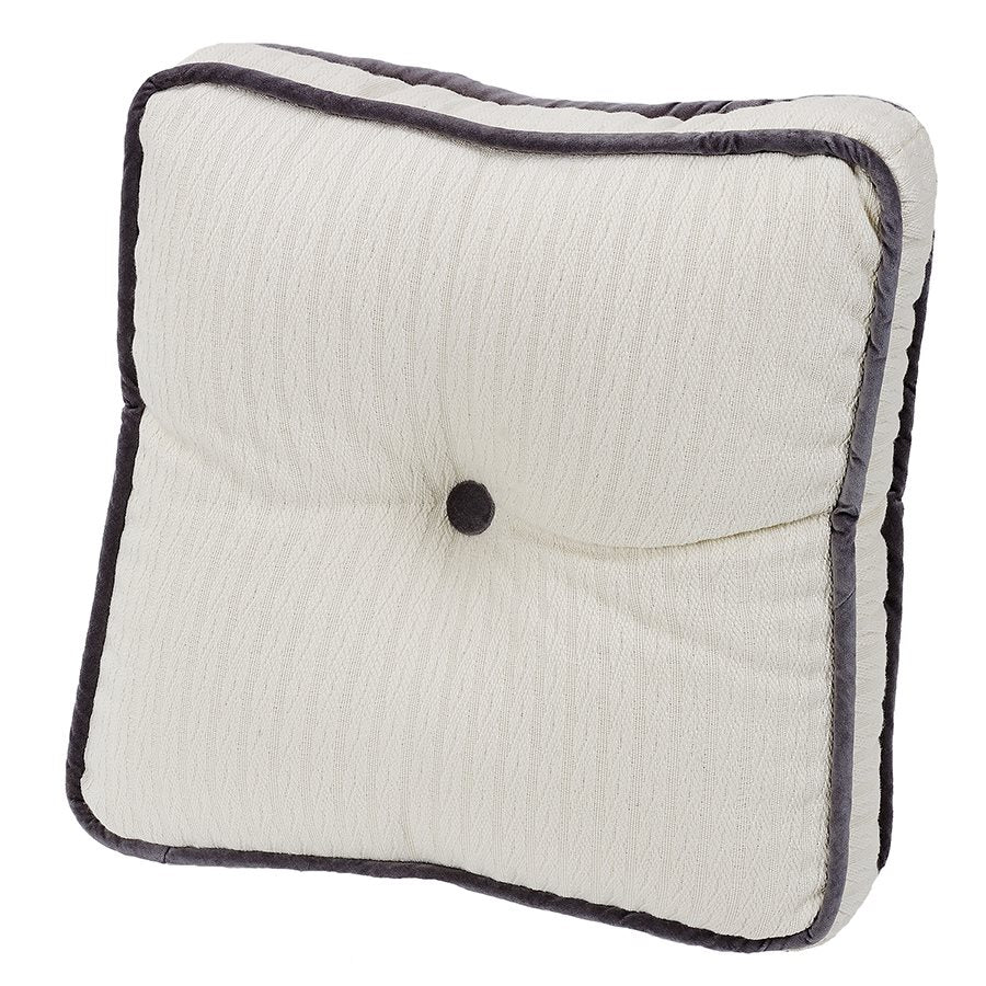 Whistler Cable Knit Weave Pillow HiEnd Accents - unique linens online