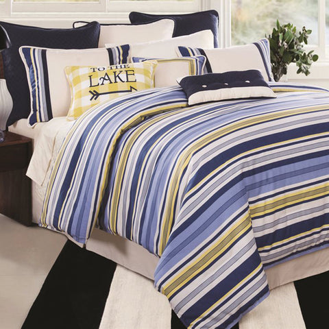 Beaufort Comforter Set HiEnd Accents - unique linens online
