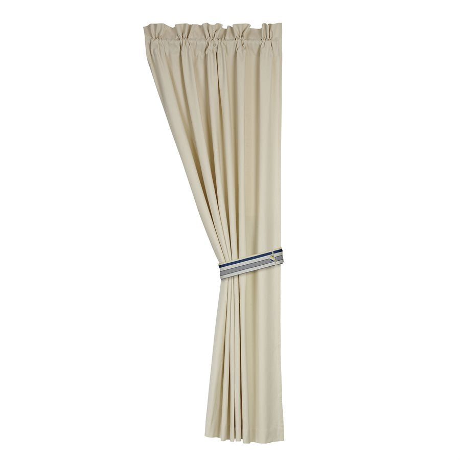 Beaufort Drape Panel HiEnd Accents - unique linens online