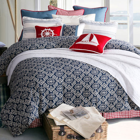 St. Clair Comforter Set HiEnd Accents - Unique Linens Online