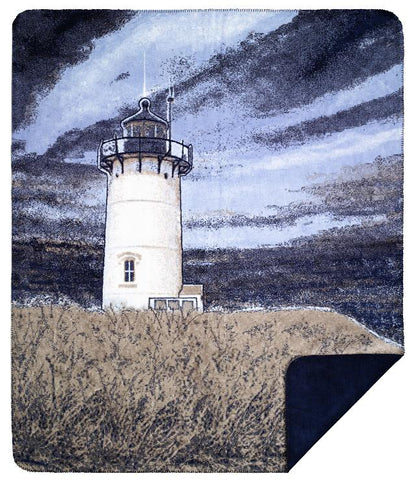 Lighthouse Denali Blanket