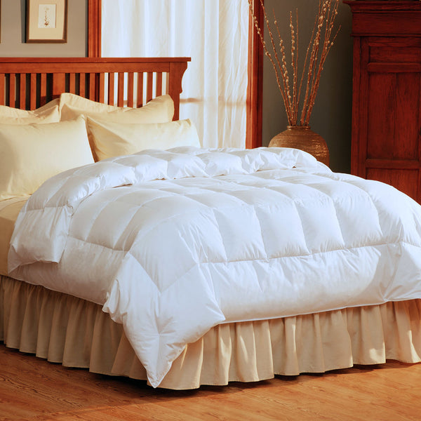 Pacific Coast Feather Light Warmth Comforter - unique linens online