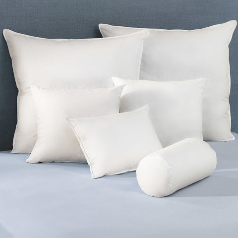 Pacific Coast® Feather Pillow Inserts - Unique Linens Online
