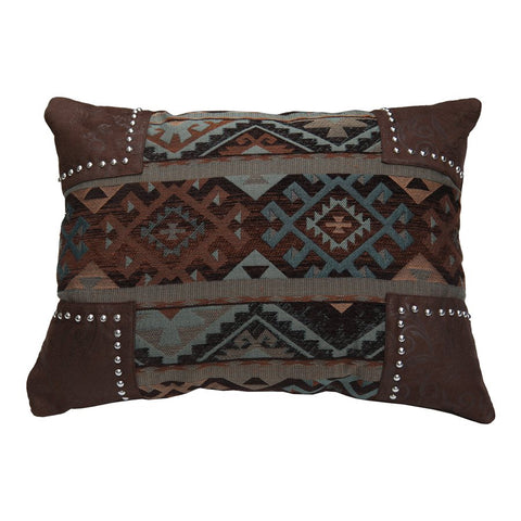 Del Rio Oblong Pillow HiEnd Accents - unique linens online
