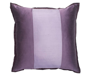 Profiles Silk Plum Euro Shams Mystic Valley Traders - unique linens online