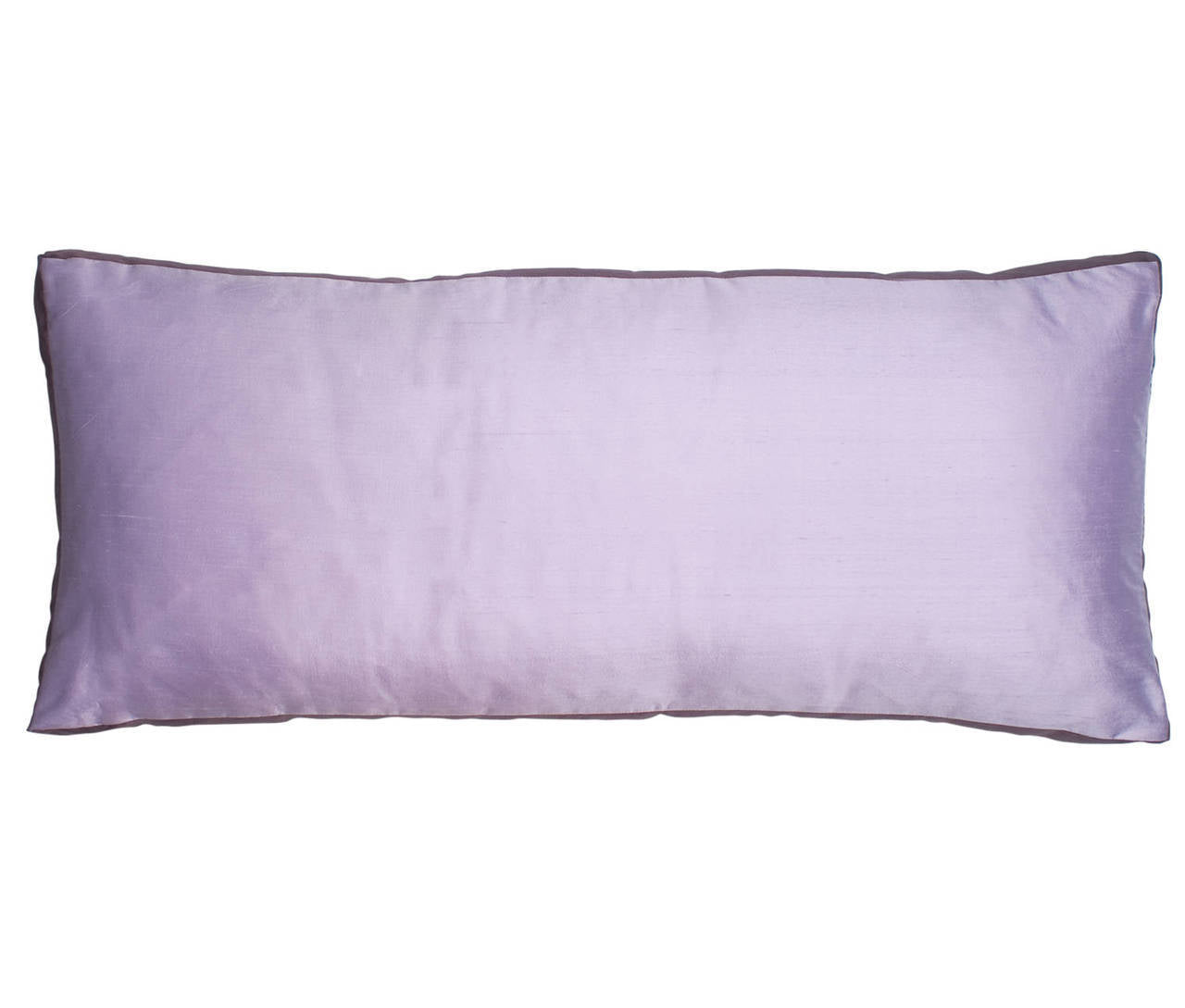 Profiles Silk Plum Box Pillow Mystic Valley Traders - unique linens online