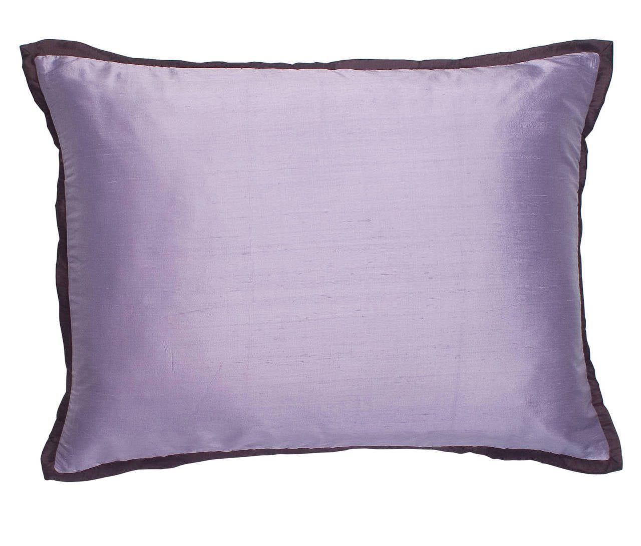 Profiles Silk Plum Shams Mystic Valley Traders - unique linens online