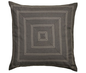 "Park Avenue 22"" Pillow Mystic Valley Traders - unique linens online"