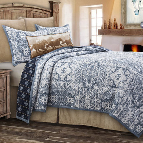 Skyler Quilt Sets HiEnd Accents - Unique Linens Online