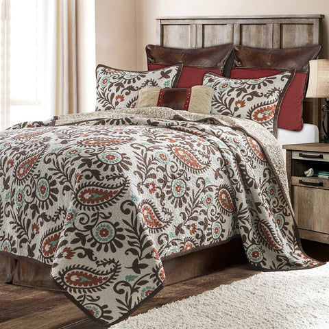 Rebecca Quilt Sets HiEnd Accents - Unique Linens Online
