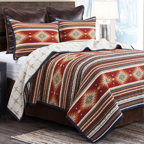 Del Sol Quilt Sets HiEnd Accents - unique linens online