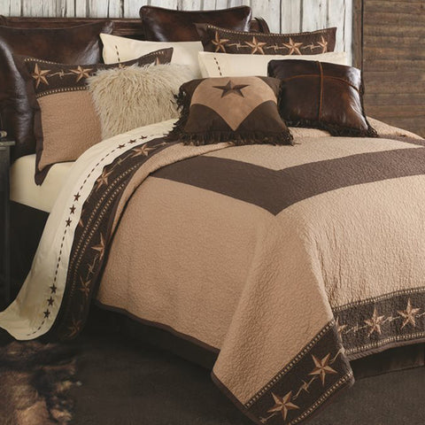 Star Ranch Quilt Sets HiEnd Accents - Unique Linens Online