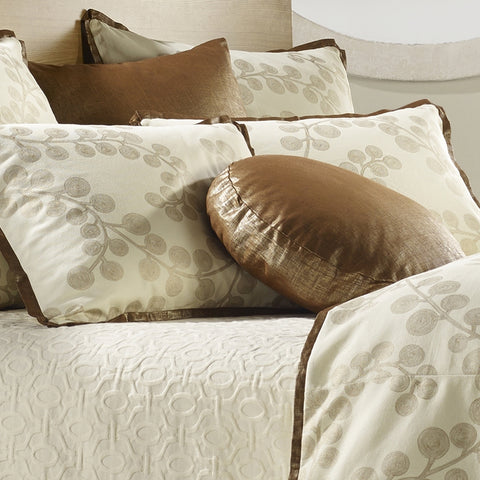 The Radiance Copper Duvet Mystic Valley Traders - unique linens online