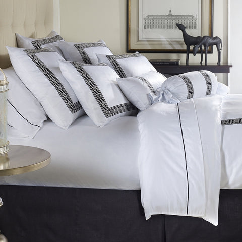 The Santorini Duvet Mystic Valley Traders - unique linens online