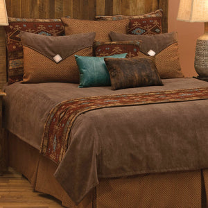 Mountain Sierra II Duvets Wooded River - unique linens online