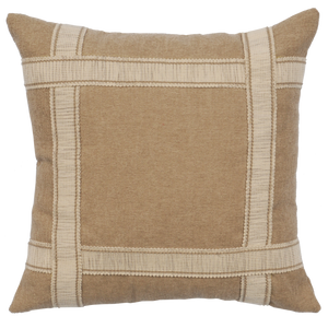 Ava Pillow Wooded River - unique linens online