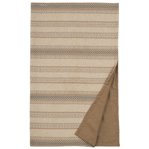 Ava Throw Wooded River - Unique Linens Online