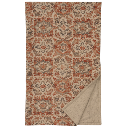 Brio Henna Throw Wooded River