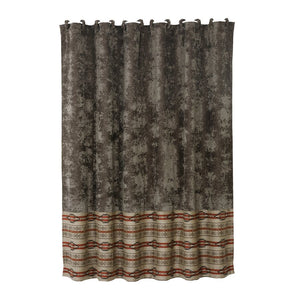 Silverado Shower Curtain HiEnd Accents - unique linens online