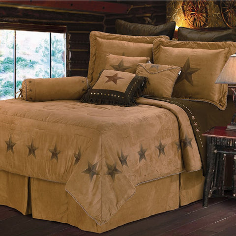 Luxury Star Comforter Set HiEnd Accents - Unique Linens Online