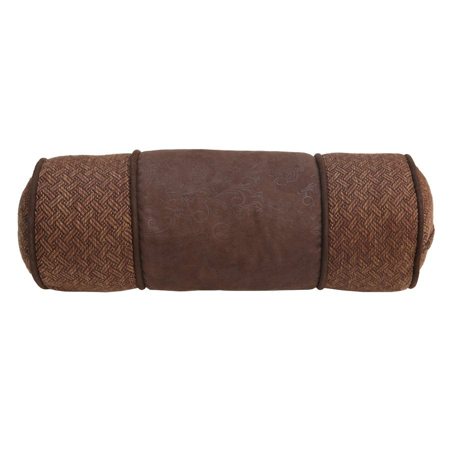 Del Rio Neckroll Pillow HiEnd Accents - unique linens online