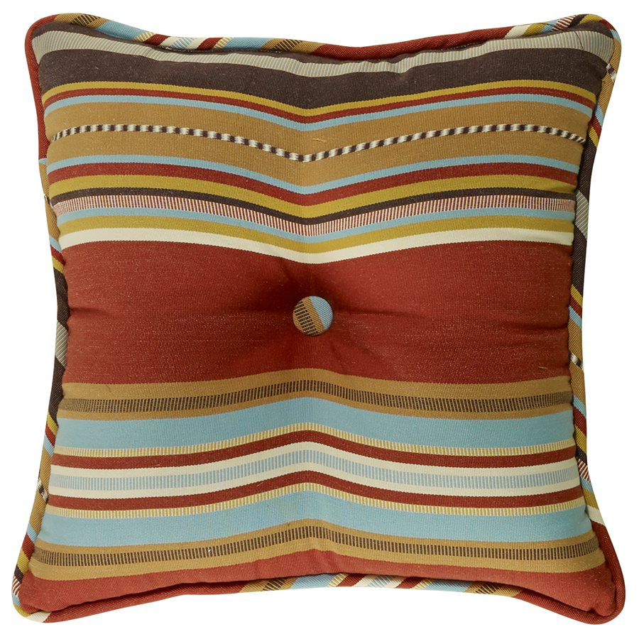 Calhoun Tufted Pillow HiEnd Accents - unique linens online