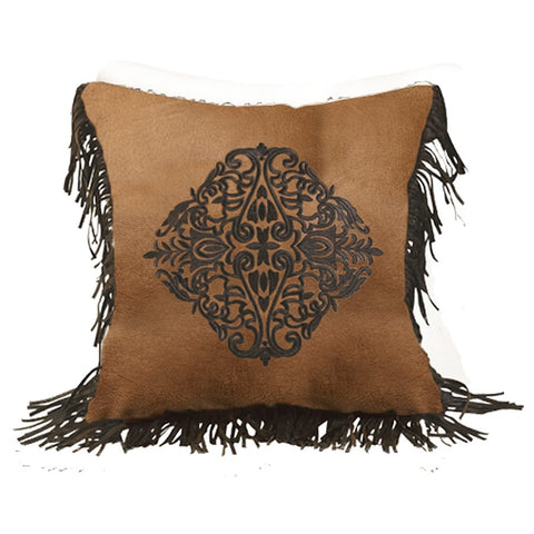 Las Cruses Decorative Pillow HiEnd Accents - unique linens online