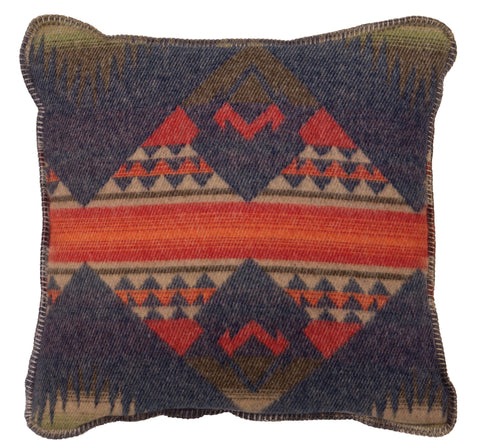 Socorro II Pillow Wooded River - unique linens online