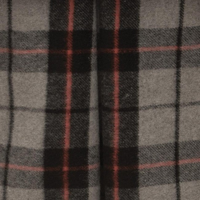 Ponderosa Plaid Bedskirt Wooded River - unique linens online