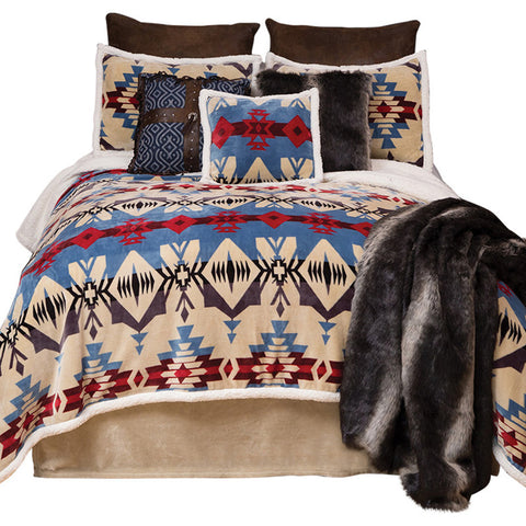 Blue River Southwest Collection Carstens - Unique Linens Online