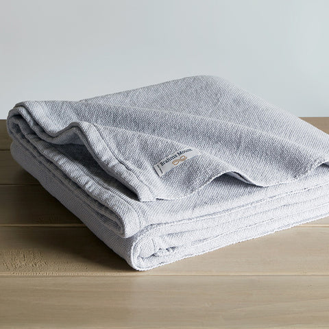 Milo Cotton Blankets - unique linens online