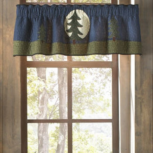 Bear Dance Valance - unique linens online