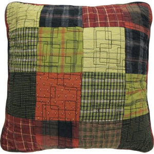 Woodland Square Pillow - Unique Linens Online